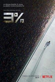 Nyhet: Nedlasting av titler fra Netflix - 3% Poster