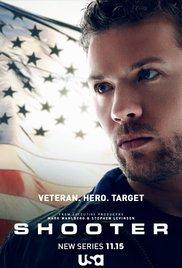 Nyhet: Nedlasting av titler fra Netflix - Shooter Poster