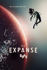 Nyhet: Nedlasting av titler fra Netflix - The Expanse Poster